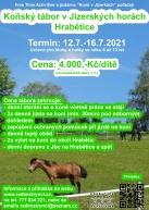 Koňský tábor, 1. termín